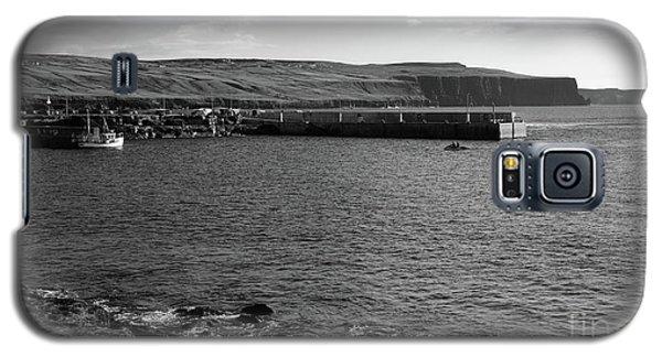 Doolin Harbour Galaxy S5 Case