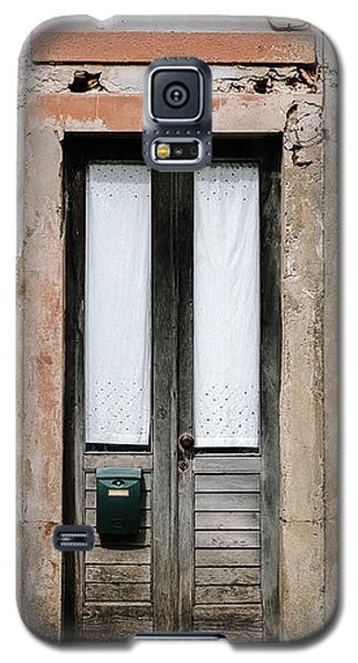 Galaxy S5 Case featuring the photograph Door No 128 by Marco Oliveira