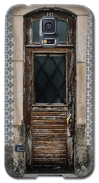Galaxy S5 Case featuring the photograph Door No 151 by Marco Oliveira