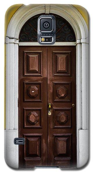 Door No 20 Galaxy S5 Case by Marco Oliveira