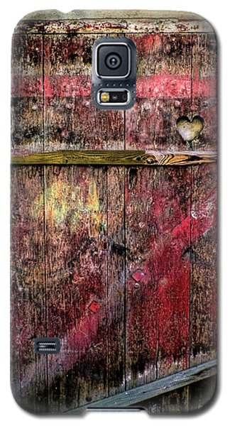 Door To My Heart Galaxy S5 Case