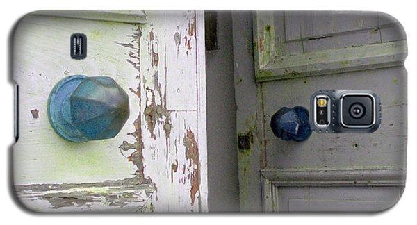Doorknobs On Corfu Galaxy S5 Case