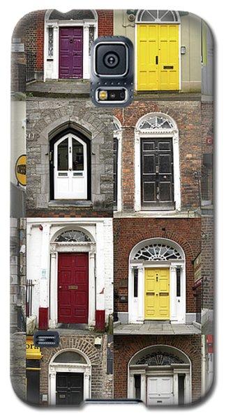 Doors Of Limerick Galaxy S5 Case