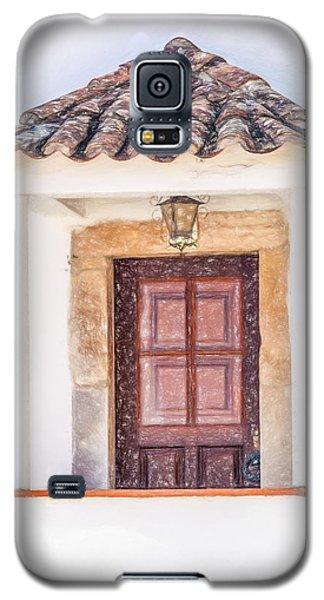 Doorway Of Portugal Galaxy S5 Case