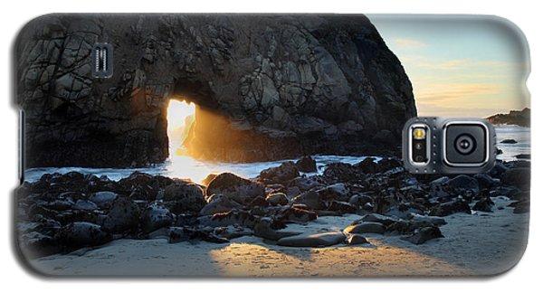 Doorway To Heaven In Big Sur Galaxy S5 Case