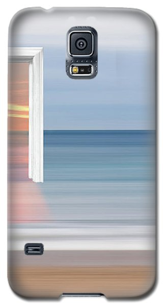 Doorway To The Future Galaxy S5 Case by Gill Billington