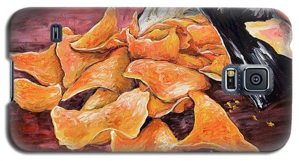 Doritos Galaxy S5 Case by Nik Helbig