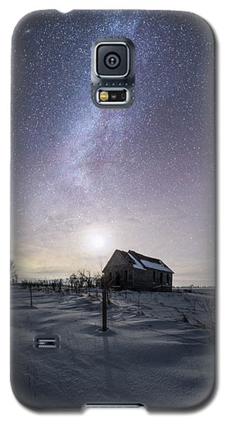 Galaxy S5 Case featuring the photograph Dormant by Aaron J Groen