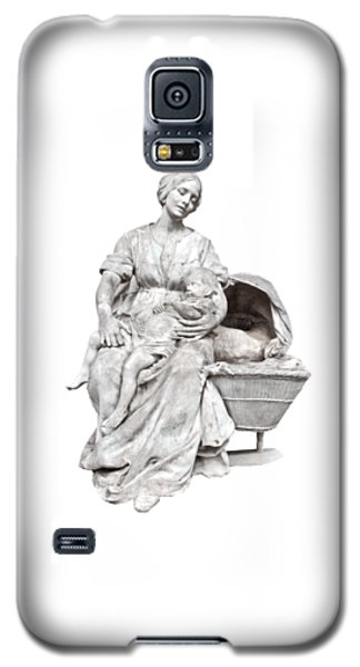 Galaxy S5 Case featuring the photograph Dors, Min P'tit Quinquin by Marc Philippe Joly
