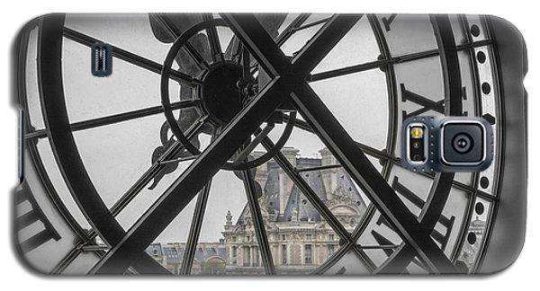 D'orsay Clock Paris Galaxy S5 Case