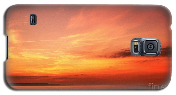 Galaxy S5 Case featuring the photograph Dorset Delight by Baggieoldboy