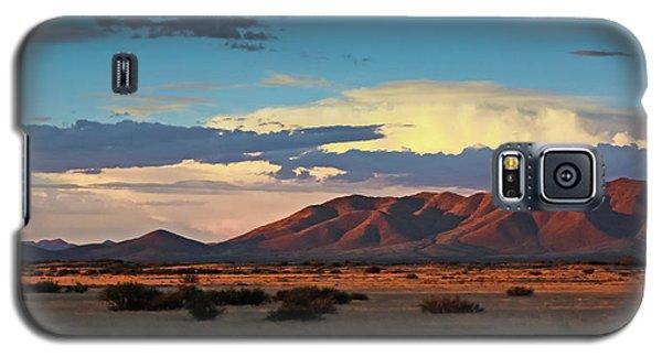 Dos Cabezos Sunset Serenity Galaxy S5 Case