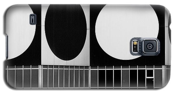 Dot Building Galaxy S5 Case by Matthew Bamberg