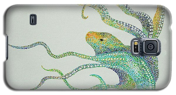 Dot Octopus Galaxy S5 Case