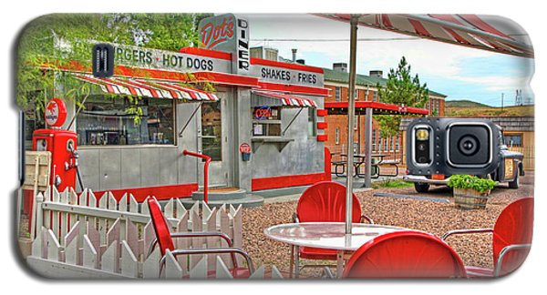 Dot's Diner In Bisbee Arizona Galaxy S5 Case