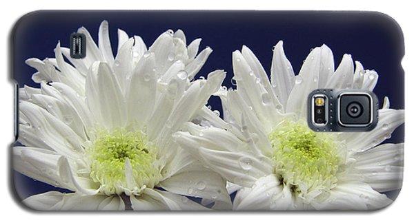 Double Dahlia Galaxy S5 Case