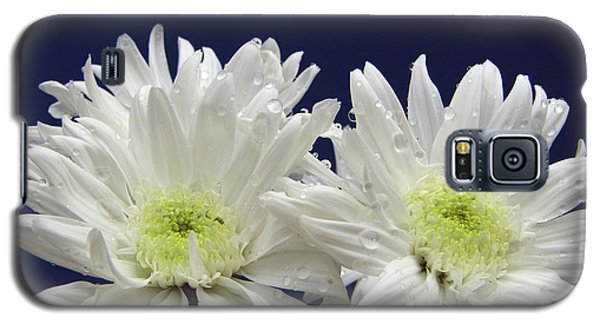 Double Dahlia Galaxy S5 Case