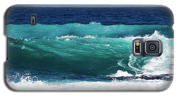 Double Waves Galaxy S5 Case