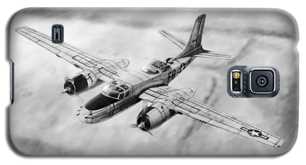 Douglas A-26 Invader Galaxy S5 Case