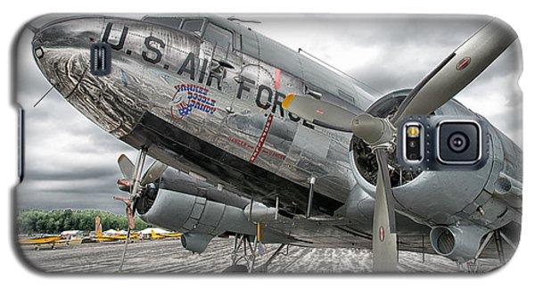 Douglas C-47 Skytrain Galaxy S5 Case