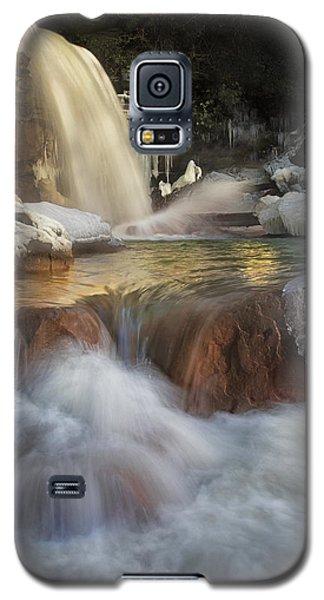 Douglas Falls Flow Galaxy S5 Case