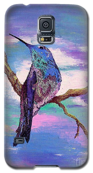 Dougs Hummingbird Galaxy S5 Case