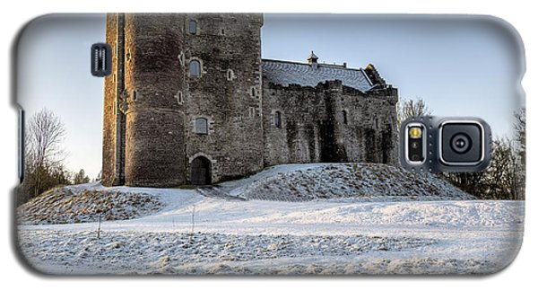 Doune Castle In Central Scotland Galaxy S5 Case