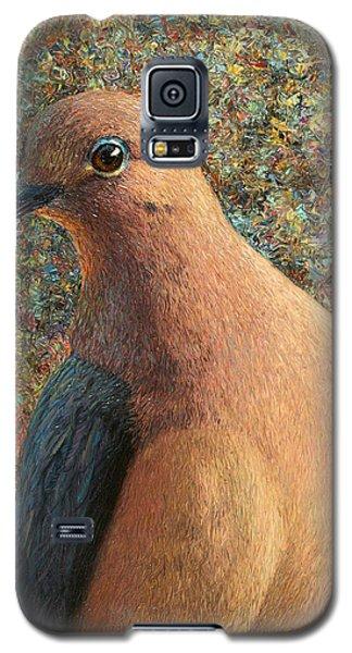 Dove Galaxy S5 Case - Dove by James W Johnson
