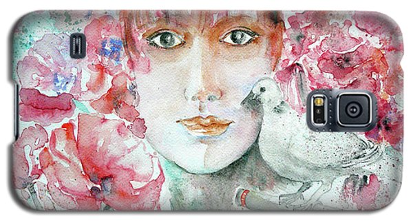 Dove Galaxy S5 Case by Jasna Dragun