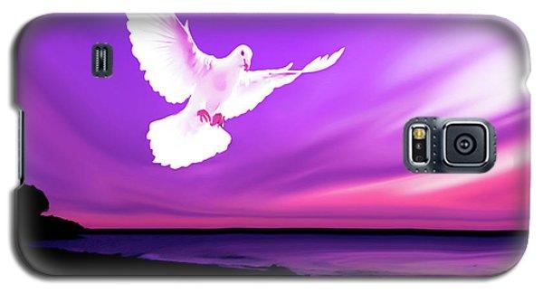 Dove Of My Dreams Galaxy S5 Case by Eddie Eastwood
