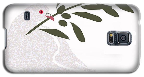 Dove Of Peace Galaxy S5 Case