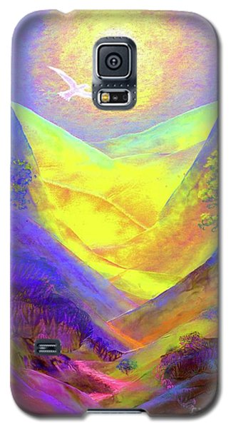 Dove Galaxy S5 Case - Dove Valley by Jane Small