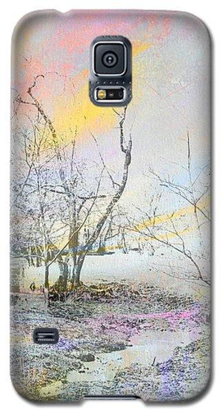 Dovedale In Winter Galaxy S5 Case