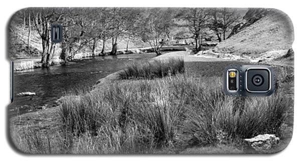 Sky Galaxy S5 Case - Dovedale, Peak District Uk by John Edwards