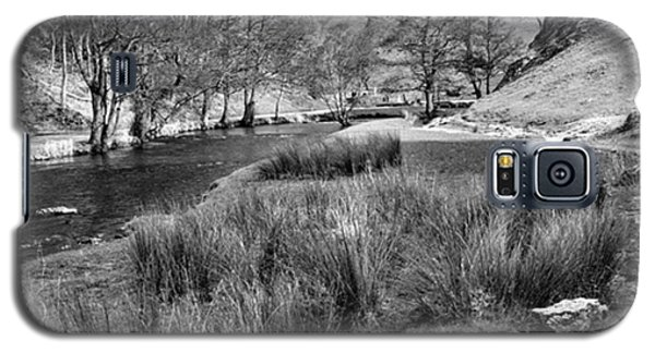 Sky Galaxy S5 Case - Dovedale, Peak District Uk by John Edwards