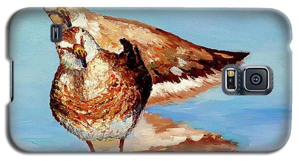 Dowitcher Birds Galaxy S5 Case