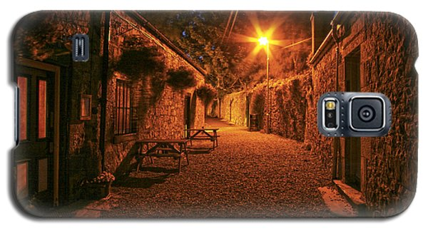 Down The Alley Galaxy S5 Case