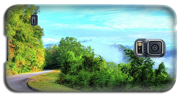 Down The Mountain Galaxy S5 Case