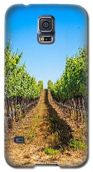 Down The Row Galaxy S5 Case