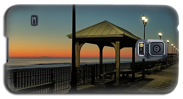 Down The Shore At Dawn Galaxy S5 Case