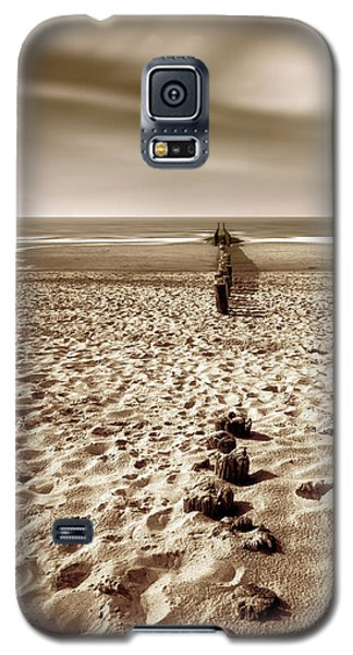 Down The Shore Galaxy S5 Case