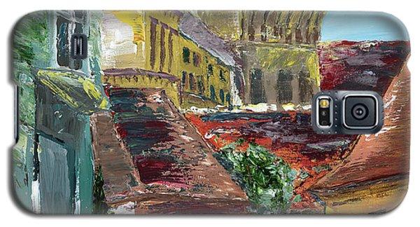 Down The Street Galaxy S5 Case