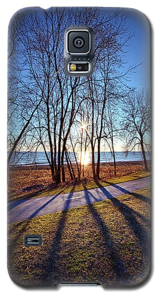 Galaxy S5 Case featuring the photograph Down This Way We Meander by Phil Koch