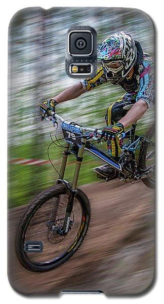 Downhill Race Galaxy S5 Case by Ari Salmela