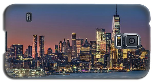 Downtown And Freedom Tower Galaxy S5 Case
