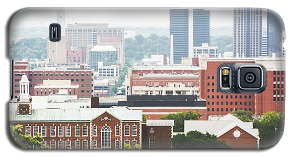 Galaxy S5 Case featuring the photograph Downtown Birmingham - The Magic City by Shelby Young