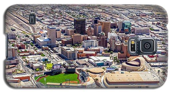 Downtown El Paso Galaxy S5 Case
