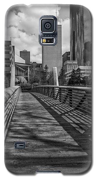 Downtown Entrance - Bw View Galaxy S5 Case
