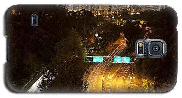 Downtown From El Prado Galaxy S5 Case