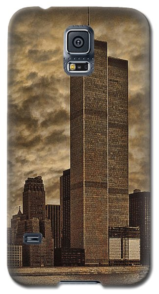 Downtown Manhattan Circa Nineteen Seventy Nine  Galaxy S5 Case